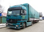 Mercedes Actros 20 т